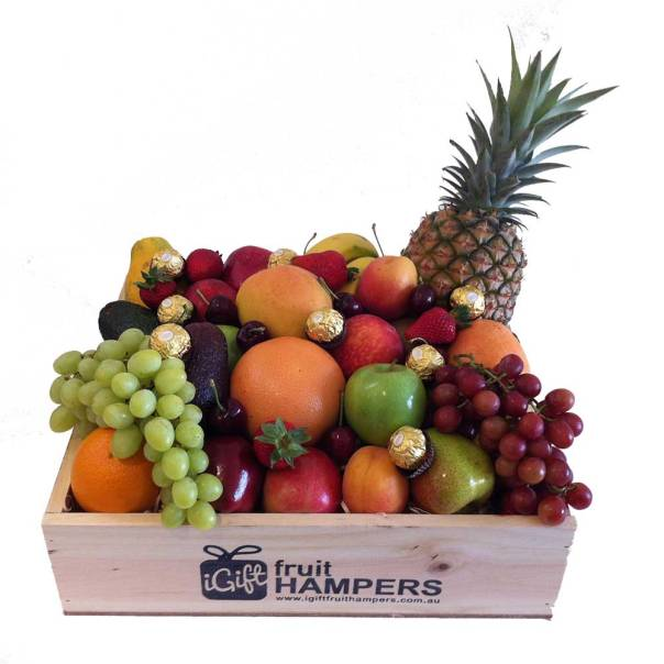 Get Well Fruit Hampers