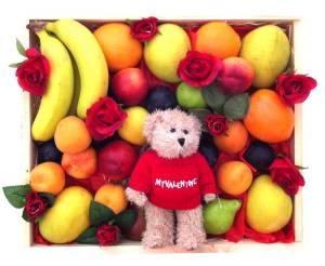 my-valentine-+-roses-+-gift-hamper