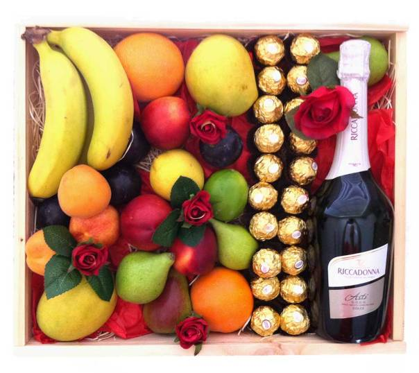 Luxury Fruit Hampers
