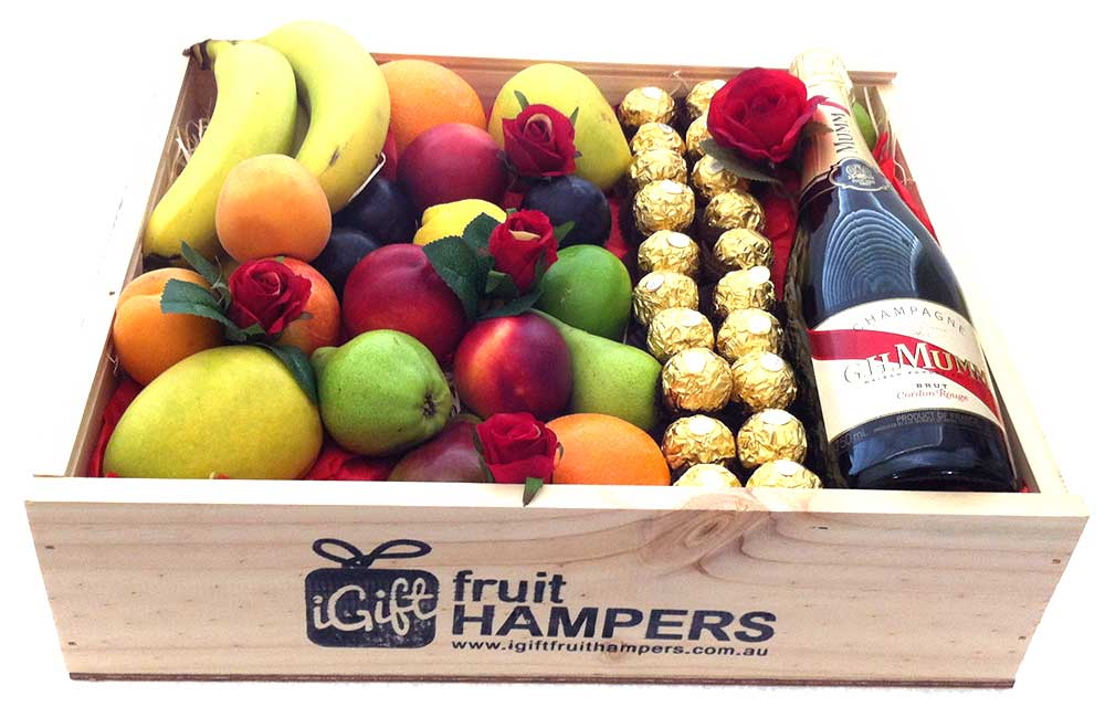 gift hampers for valentines day | fruit hampers & fruit baskets, Ideas