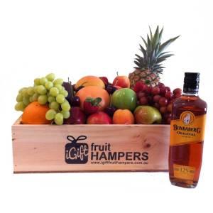 Bundaberg Rum Fruit Hamper Gift