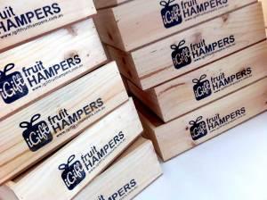 fruit hamper boxes