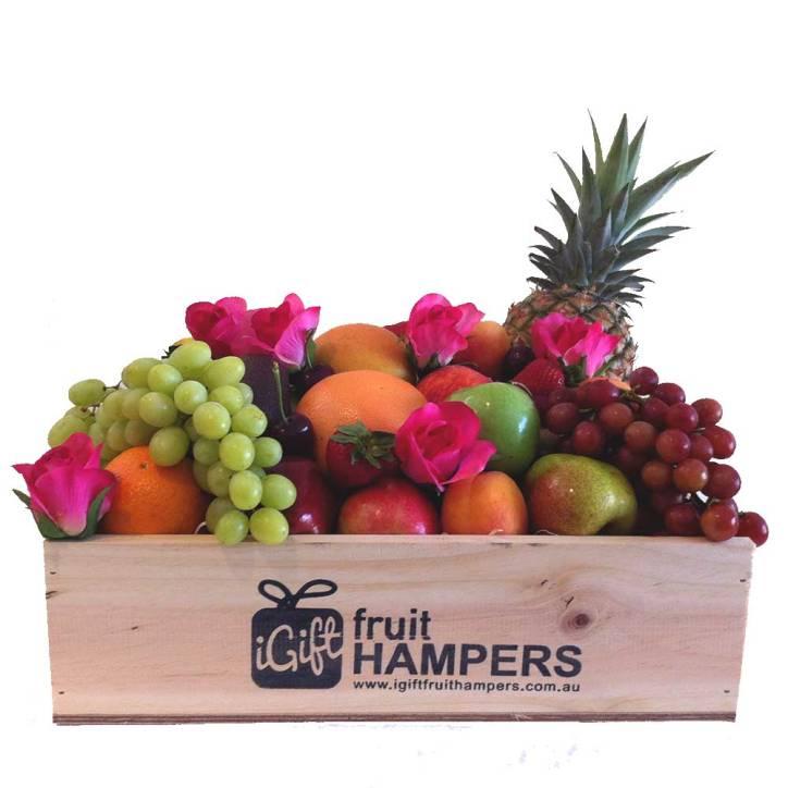 Mothers Day Fruit Hamper Gift