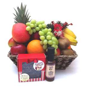 The Pudding Lady Fruit Basket