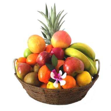Only Fruit Basket Large
