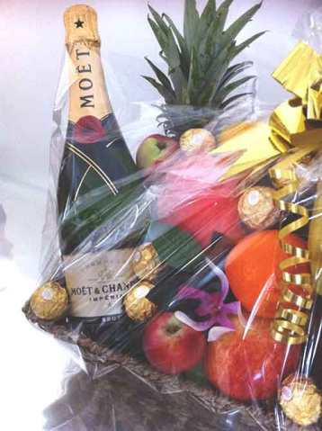 Christmas Basket Gifts